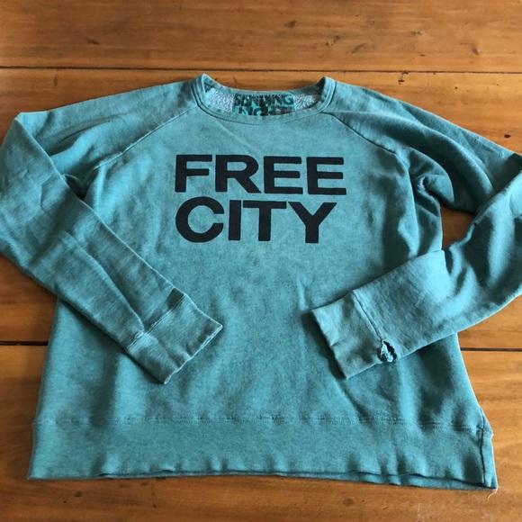 Free City Sweatshirt